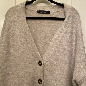 ZARA knit cardigan NWOT SIze small